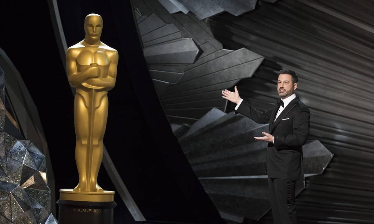 Monologo Kimmel Oscar 2018