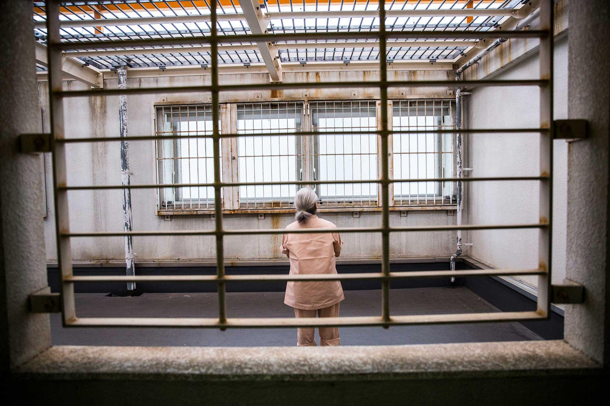 donne anziane carcere solitudine giappone