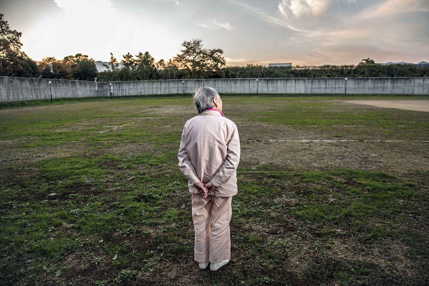 anziani donne carcere giappone