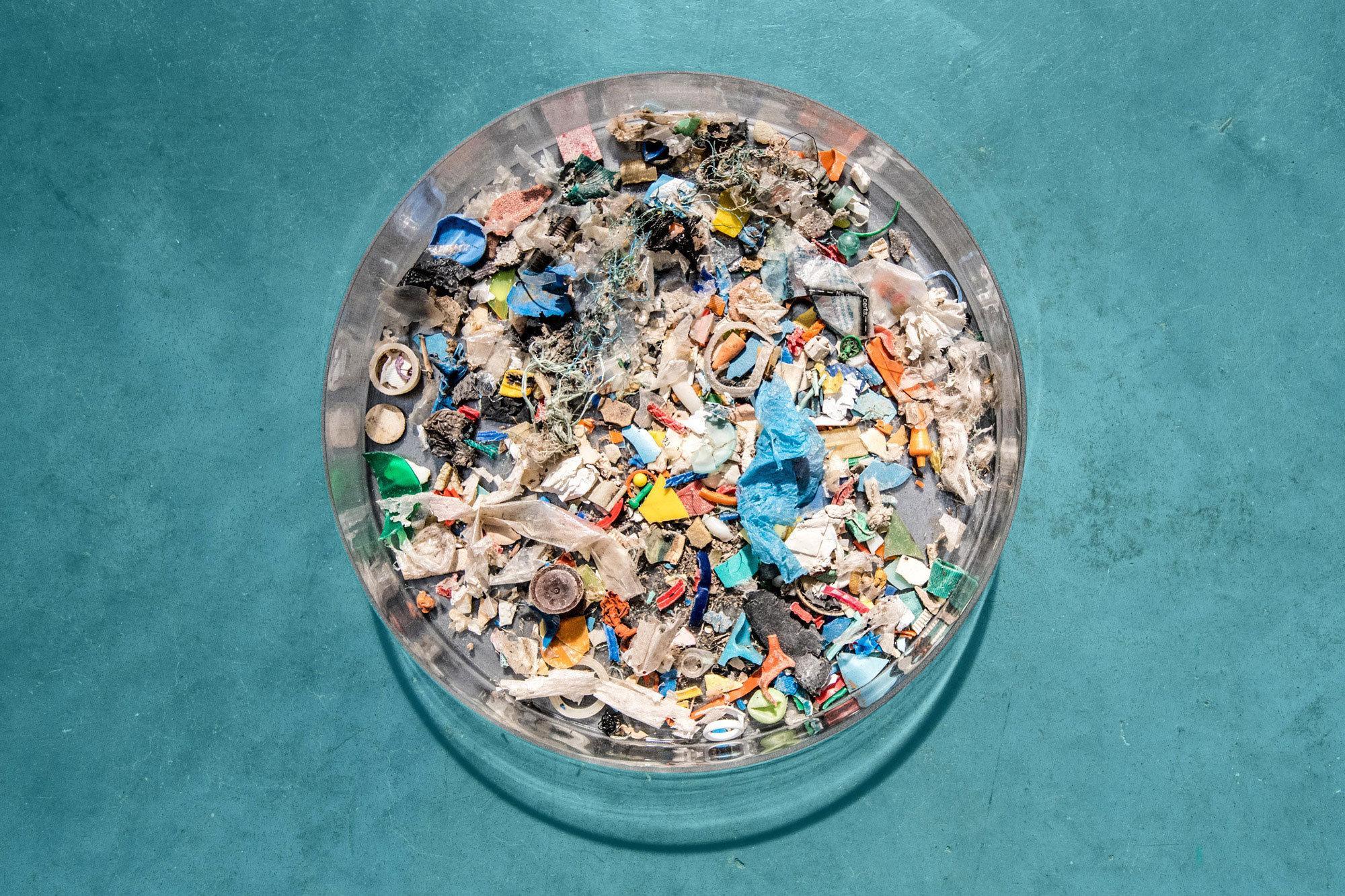 L Isola Di Plastica Nell Oceano Pacifico Grande Tre Volte