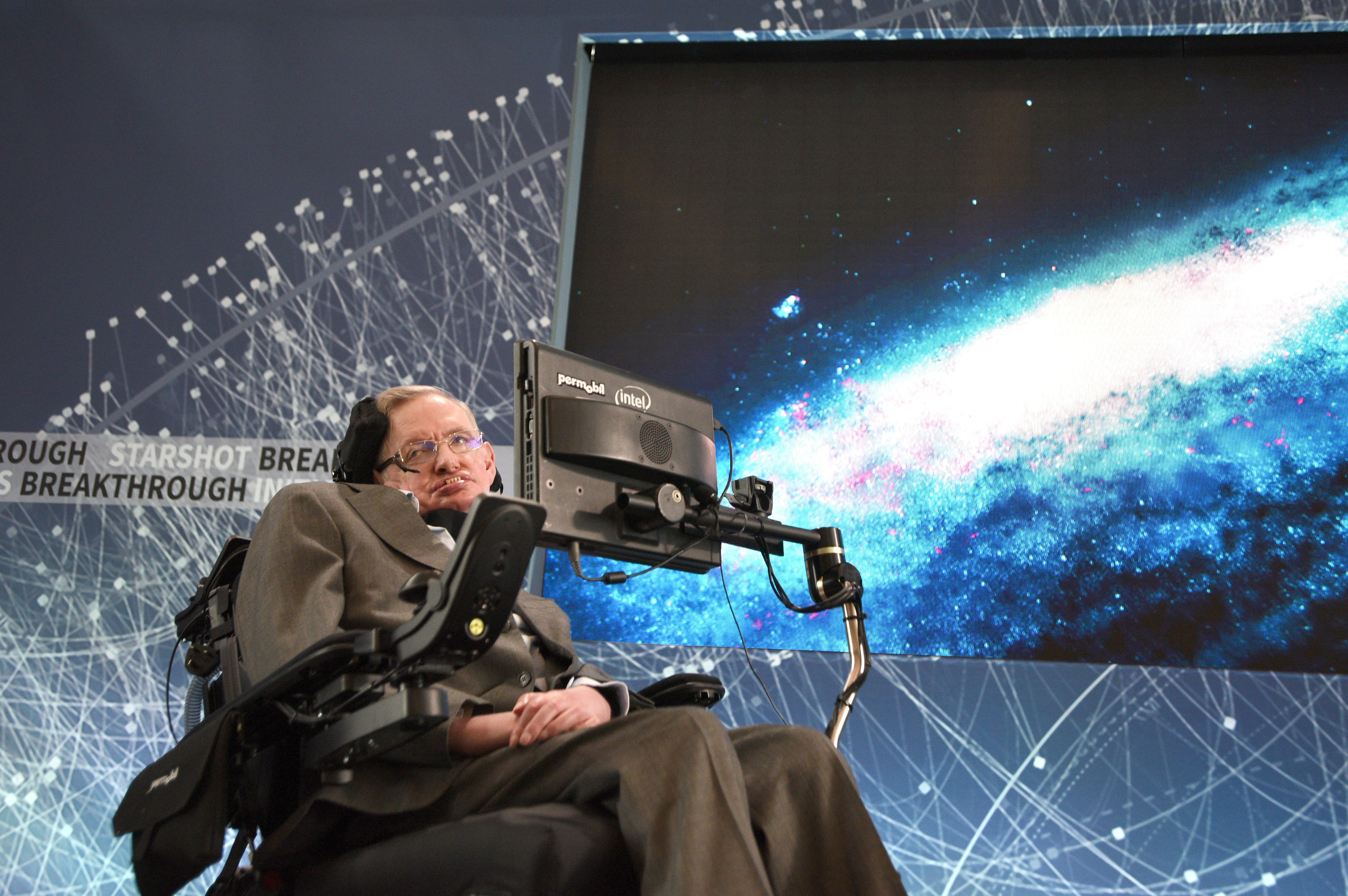 Stephen Hawking morto