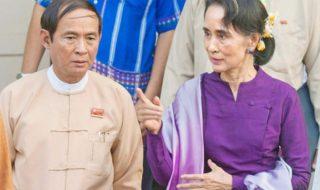 Birmania nuovo presidente