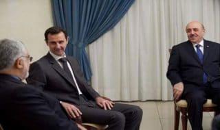 visita roma capo servizi segreti siriani