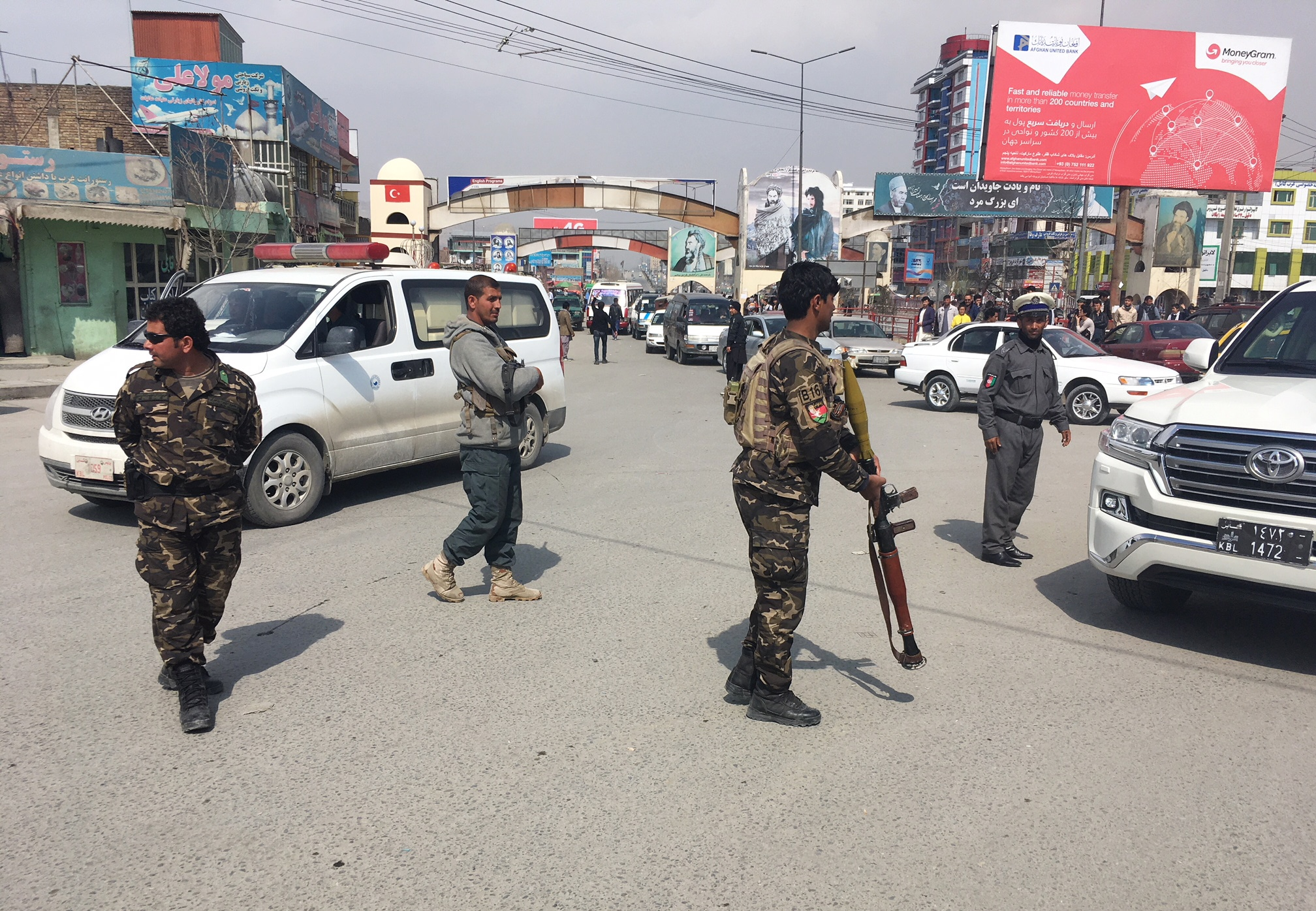 afghanistan attentato kabul
