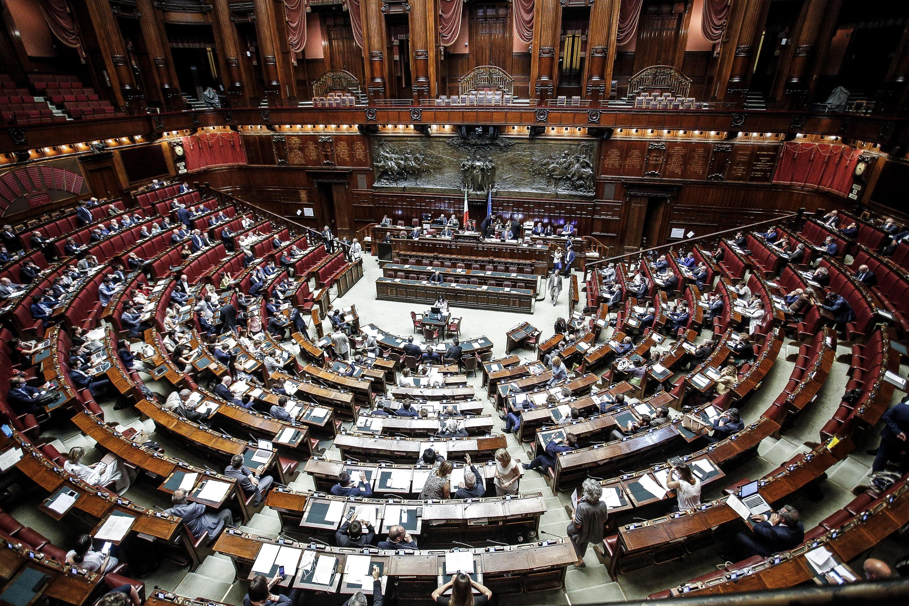 Risultati elezioni 2018 i seggi del nuovo parlamento tpi for Il parlamento italiano