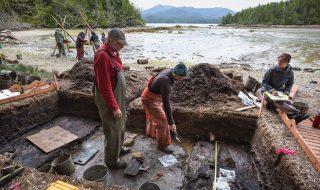 canada impronte preistoriche umane