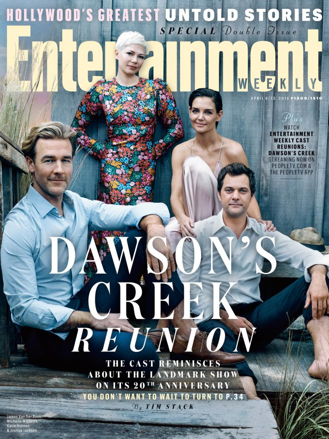 Dawson's Creek foto reunion