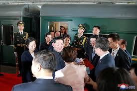 visita Kim Jong un Pechino foto