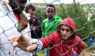 hotspot lampedusa migranti