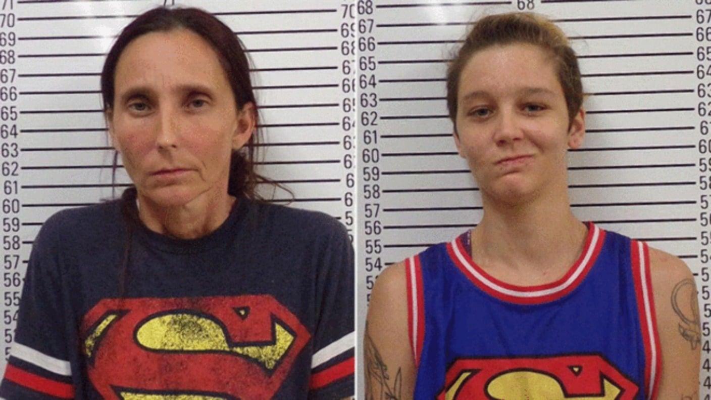 madre arrestata sposato figlia biologica