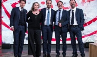 ministri governo Movimento 5 Stelle