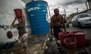 brasile crisi acqua