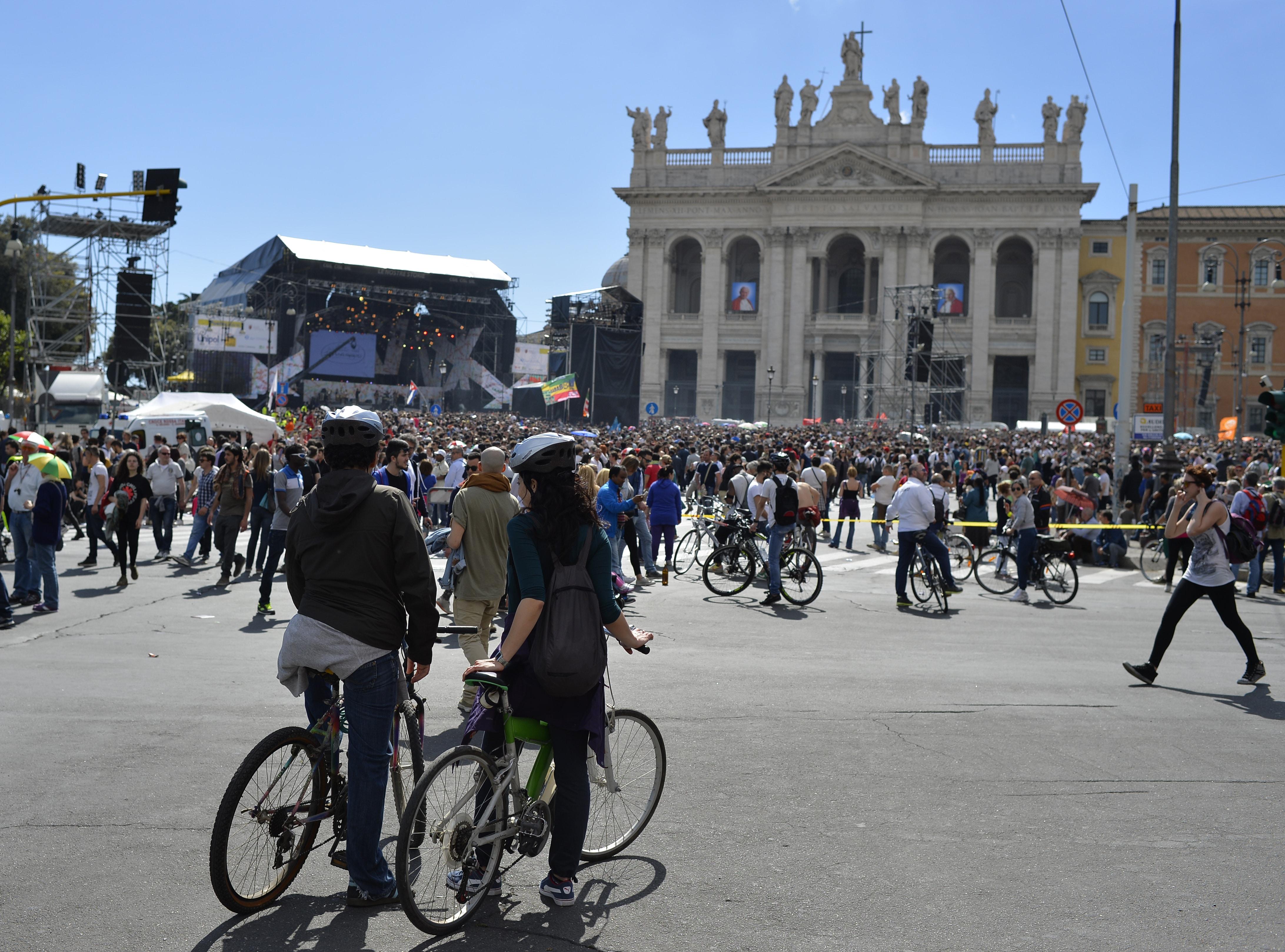 primo maggio roma trasporti
