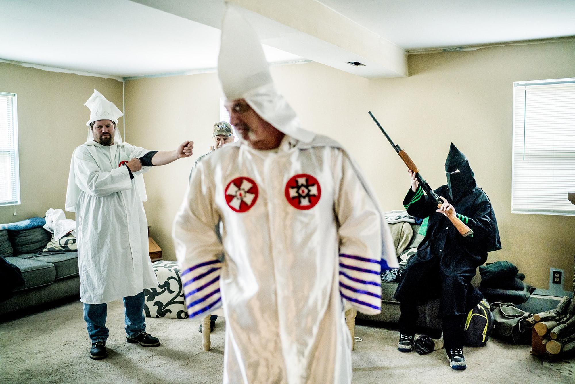 bande supremazia bianca