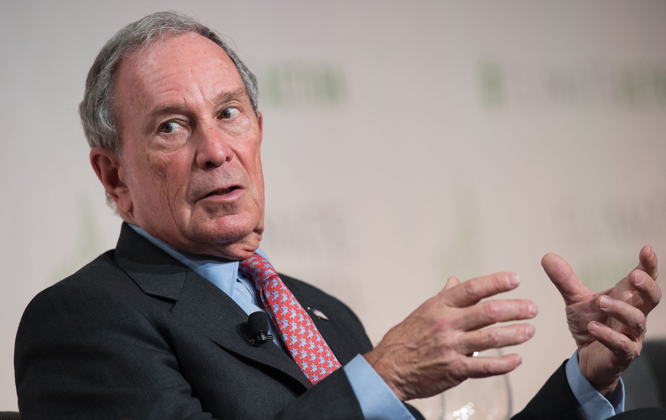 Accordo clima Bloomberg