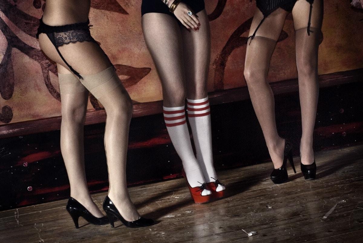 spettacoli Burlesque magazzini fotografici napoli