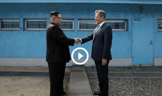 corea nord corea sud