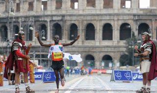 maratona roma 2018 percorso traffico viabilità