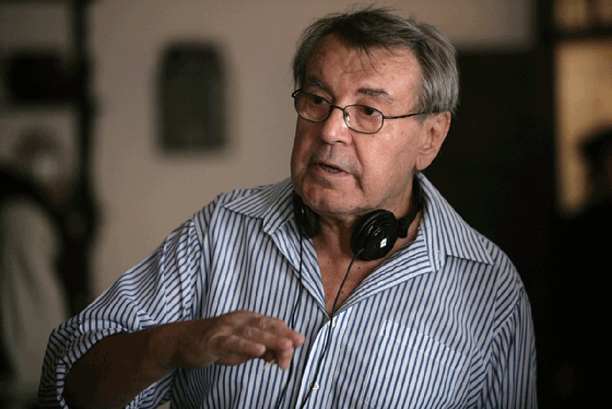 regista Miloš Forman morto