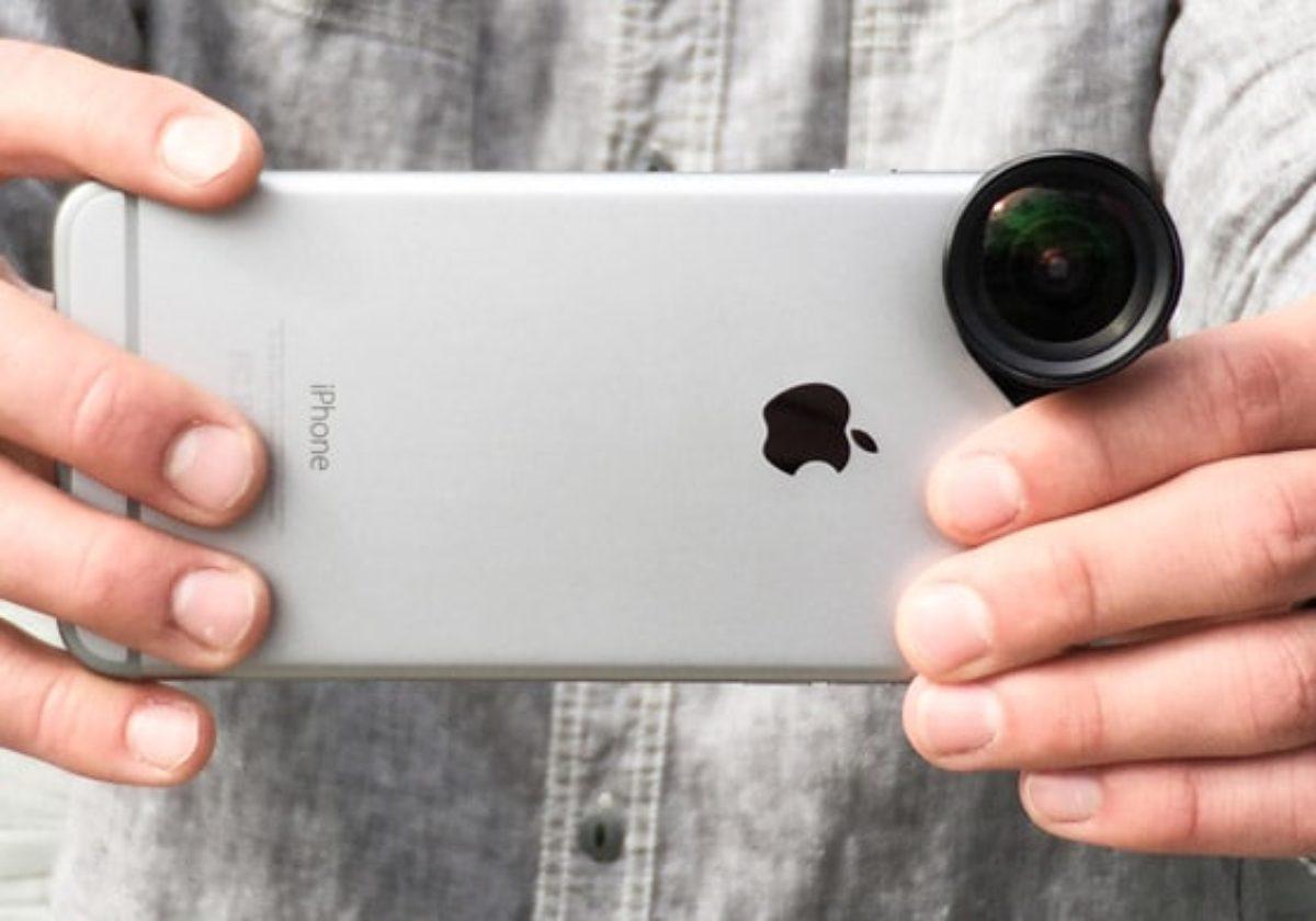 lenti fotocamera iPhone