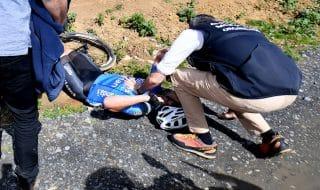 Parigi-Roubaix ciclista belga Goolaerts morto