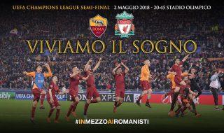 Roma Liverpool biglietti
