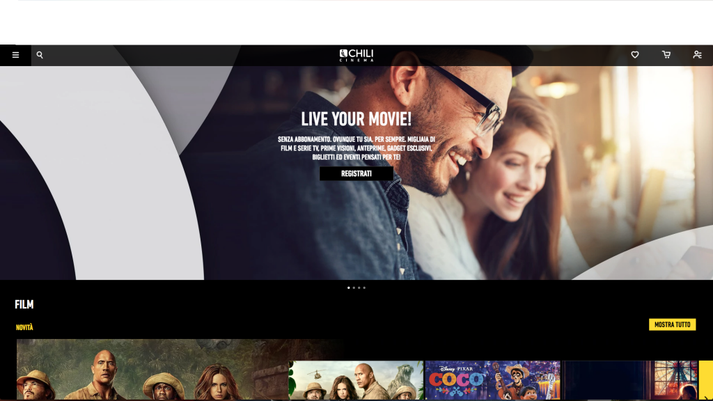 streaming netflix film serie tv