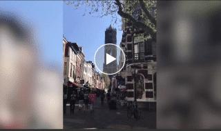 olanda avicii omaggio campane Utrecht