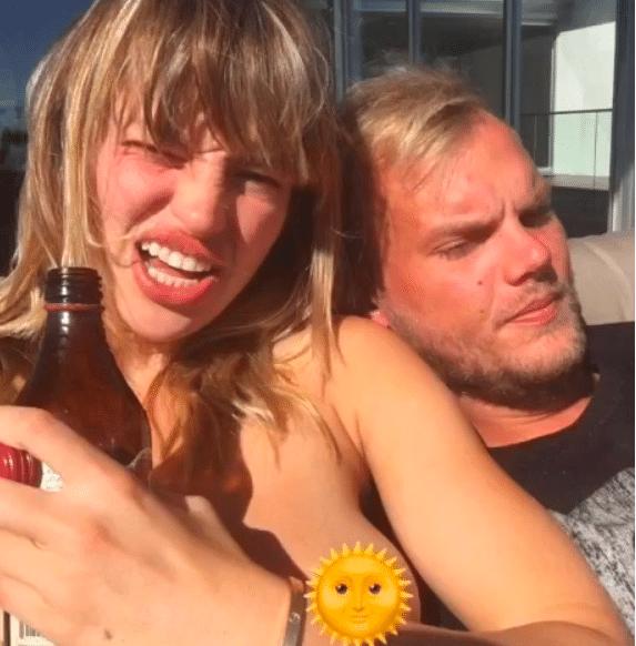 Avicii fidanzata segreta