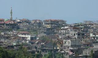 Terremoto Filippine Mindanao