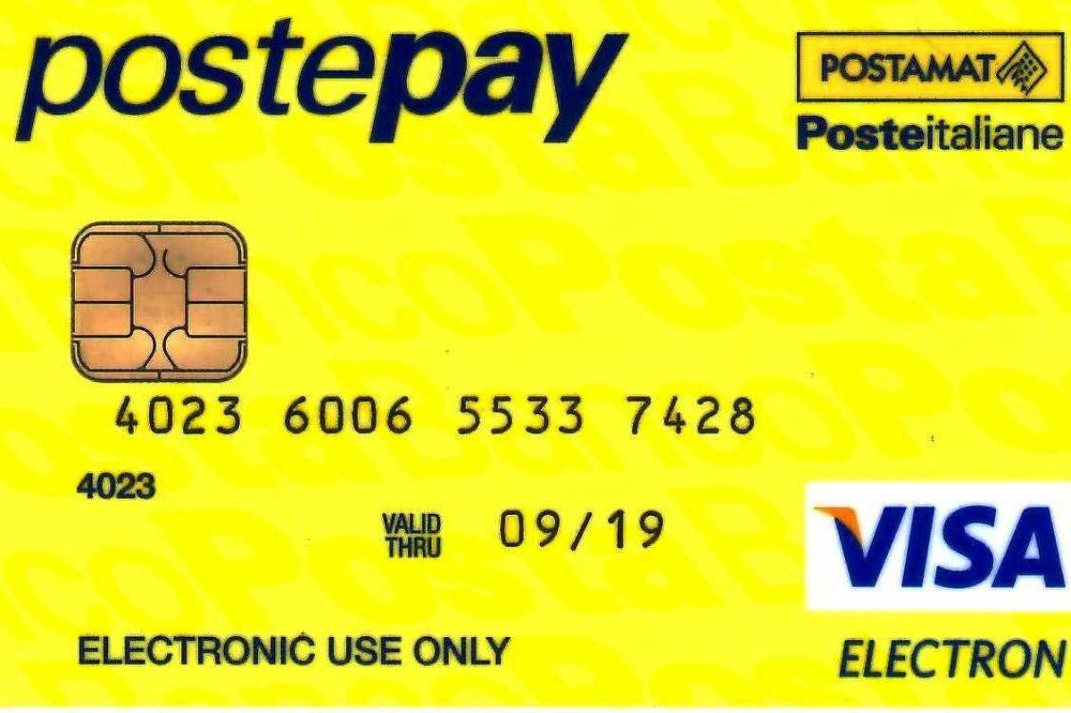 App Postepay – Poste Italiane