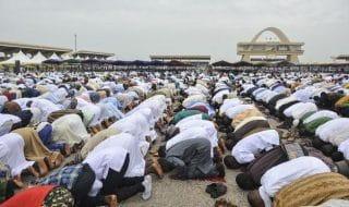 WhatsApp moschee Ghana