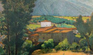 francia museo quadri falsi