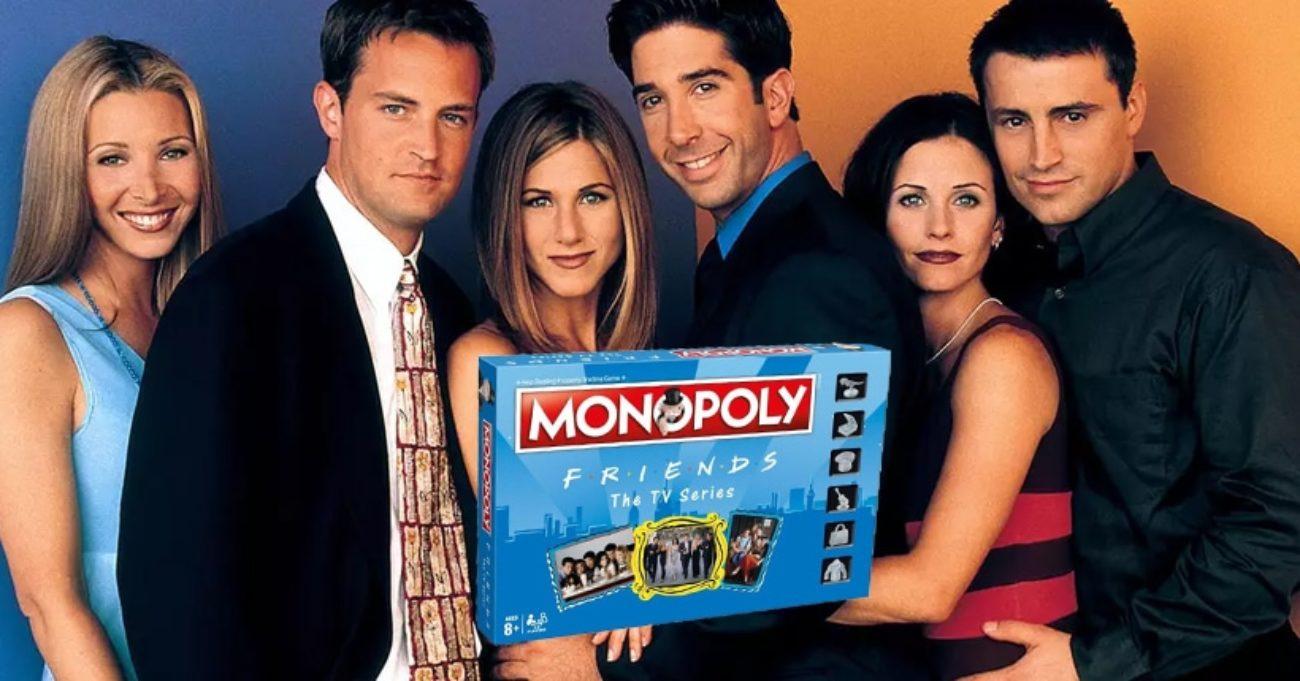 friends monopoli