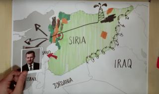 guerra siria perche