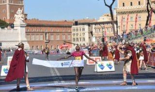 maratona roma 2018 classifica