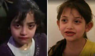 siria armi chimiche bambina