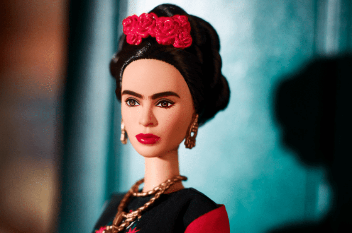 messico vietato barbie frida kahlo