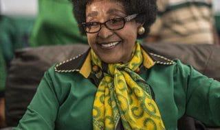 morta Winnie Mandela