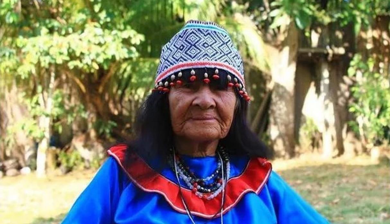 Olivia Arévalo Lomas ambientalista indigeni peru