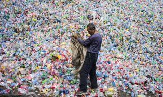 inquinamento plastica enzima