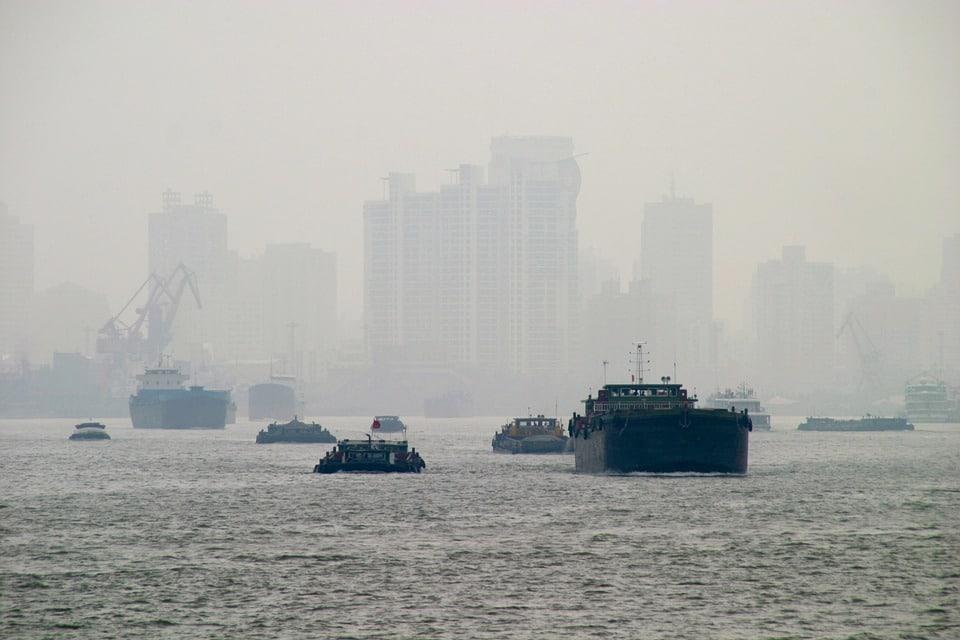 cina aria pulita
