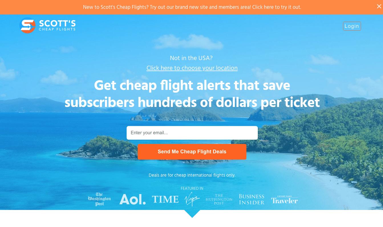 siti risparmiare voli
