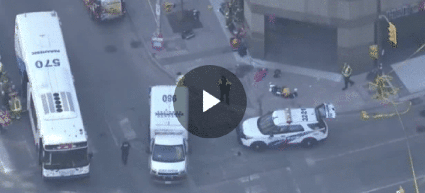toronto attentato furgone