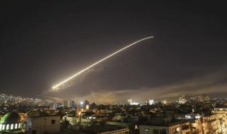 guerra siria attacco trump