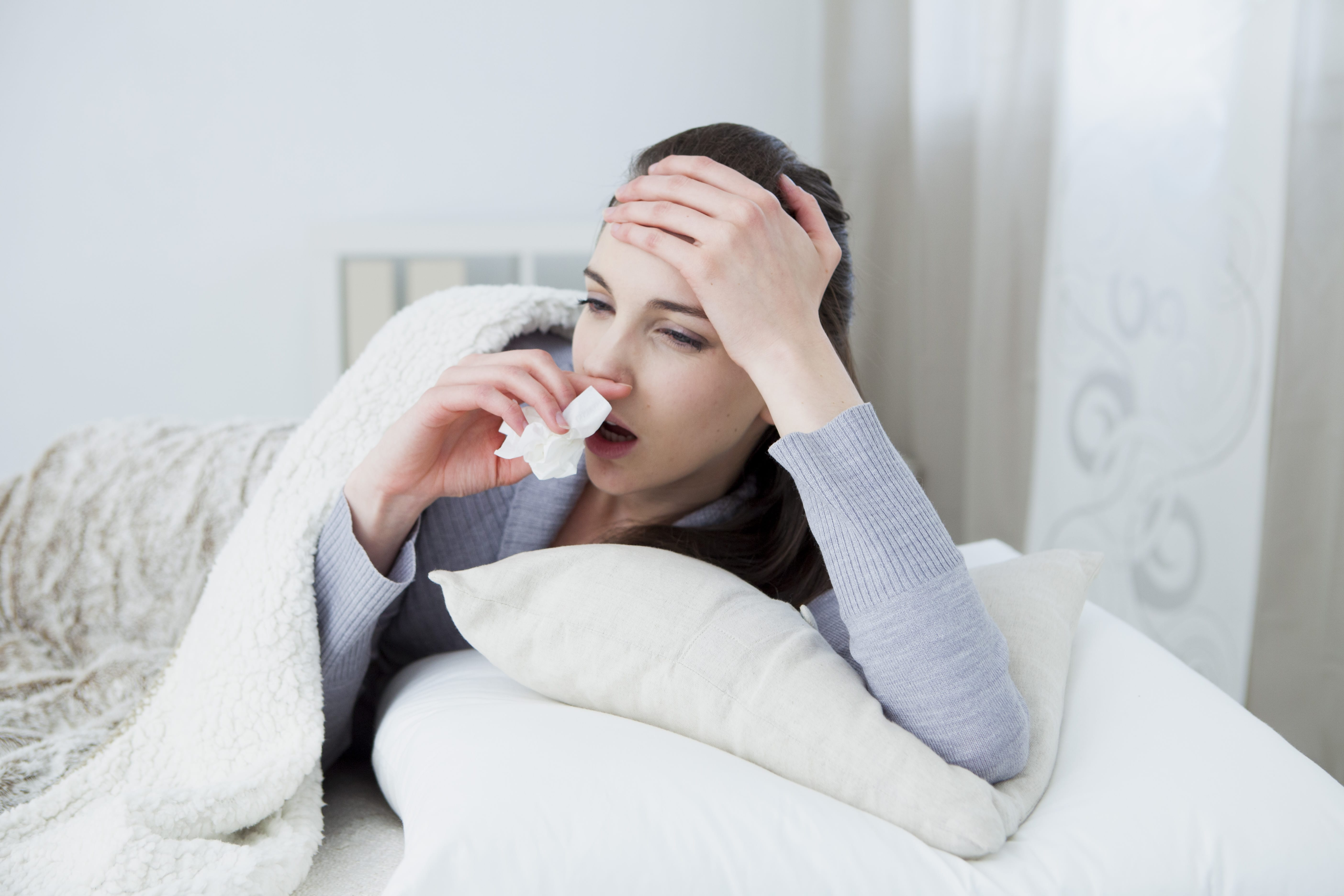 molecola cura raffreddore