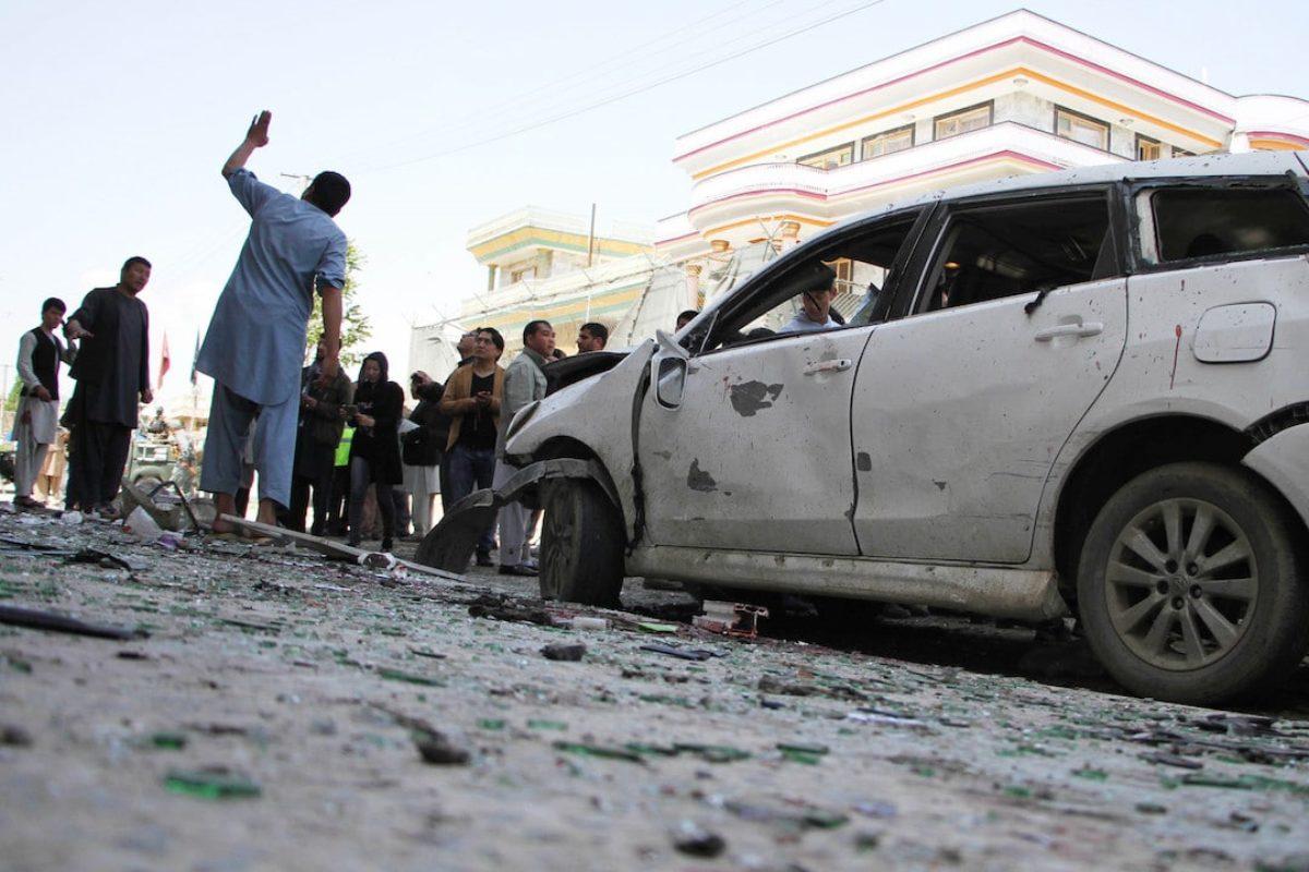 Afghanistan esplosioni