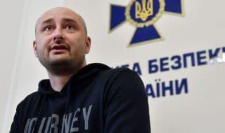 giornalista russo finto omicidio