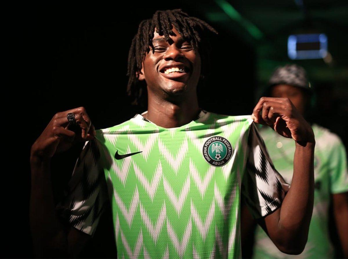 Maglia Nigeria Mondiali 2018