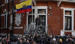Ecuador Assange espulsione